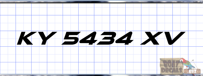 MB Sport Boat Registration Numbers